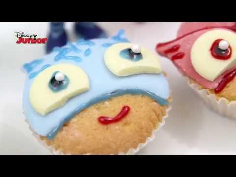 Pj Masks Tutorial Cupcakes Youtube