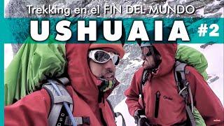 EL FIN DEL MUNDO, Montañas Blancas en Tierra del Fuego | Capítulo 2  | Hoy No Duermo en Casa