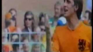 Johan Cruijff - Total Football