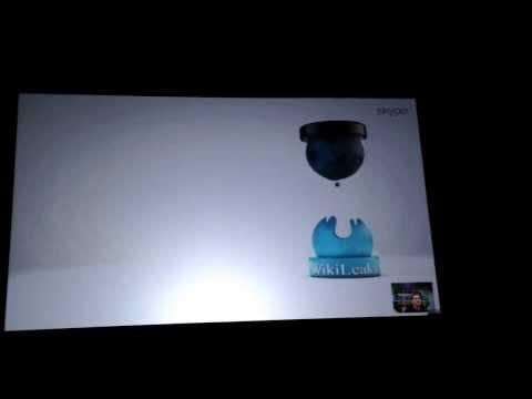 Julian Assange Intro at SXSWi