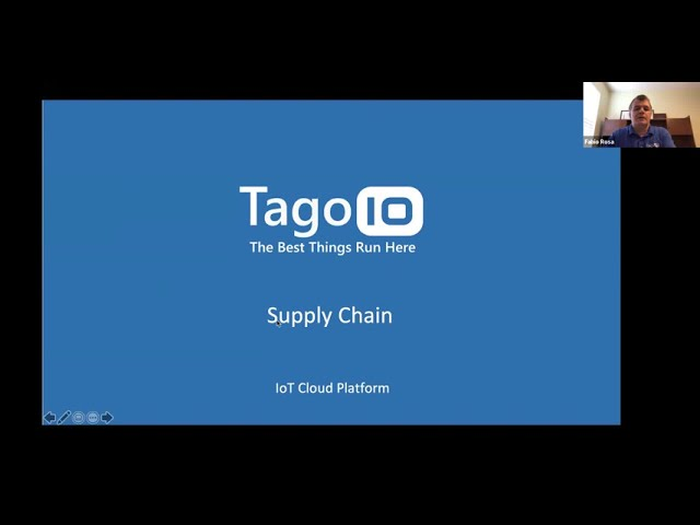 Industry Webinar: Supply Chain with IoT that Delivers
