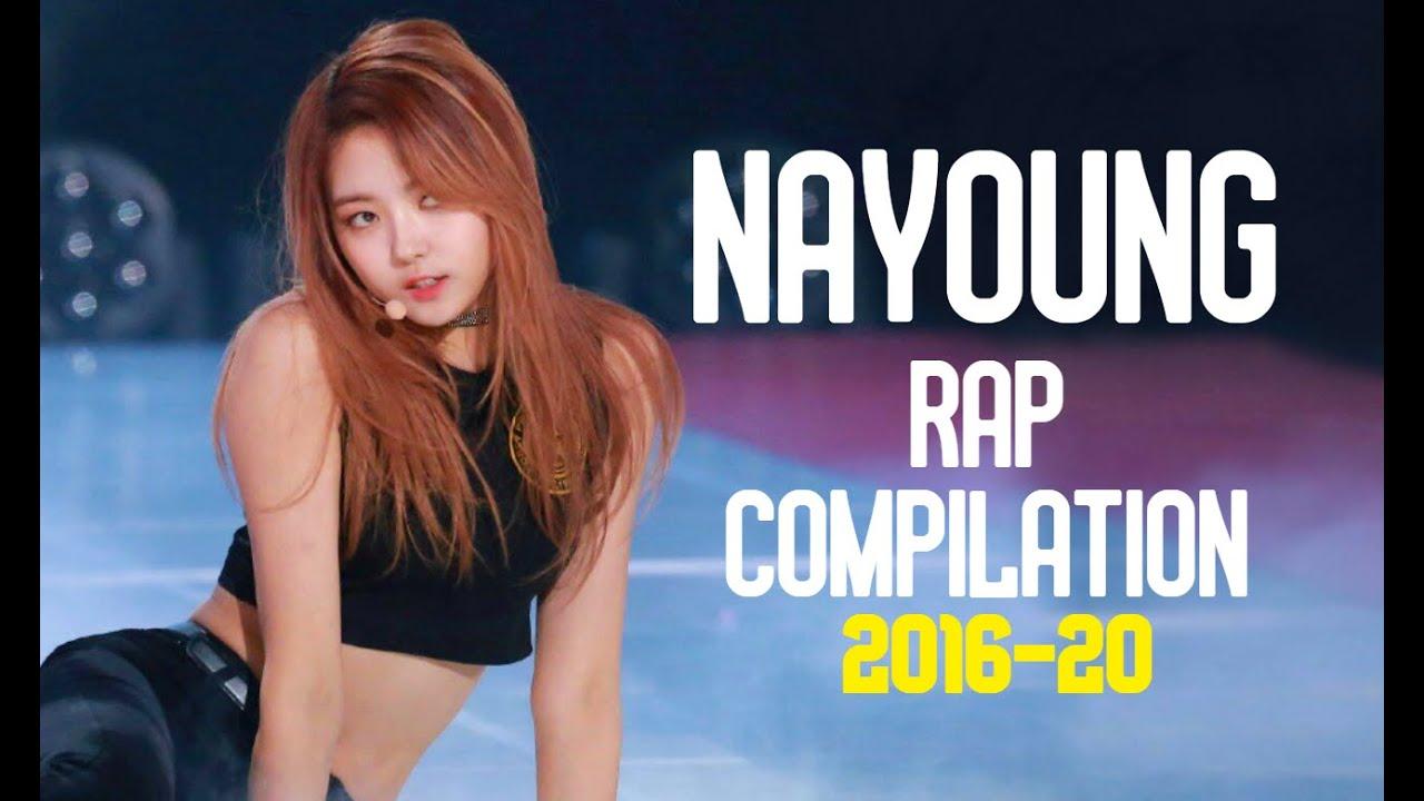 NAYOUNG - RAP COMPILATION (2016-2019) 임나영