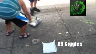 A9 Official 20k IRL Video