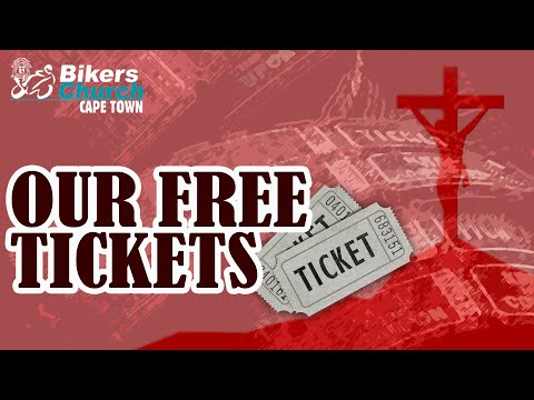 Our Free Tickets! – Eddie Roos