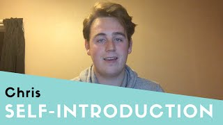 Introducing Chris thumbnail picture.