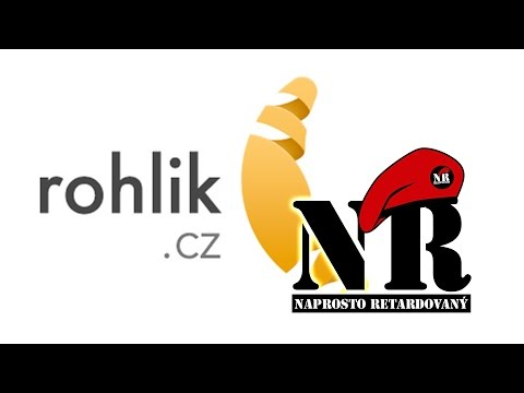 Naprosto retardovaný - kauza rohlik.cz