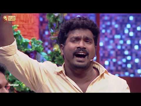 Vijay TV Sirupuda Full Fun | Thangadurai | Vadivel Balaji | Nanjil Vijayan Combo