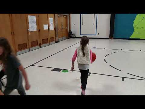 Test Your Skills Activity with basketball