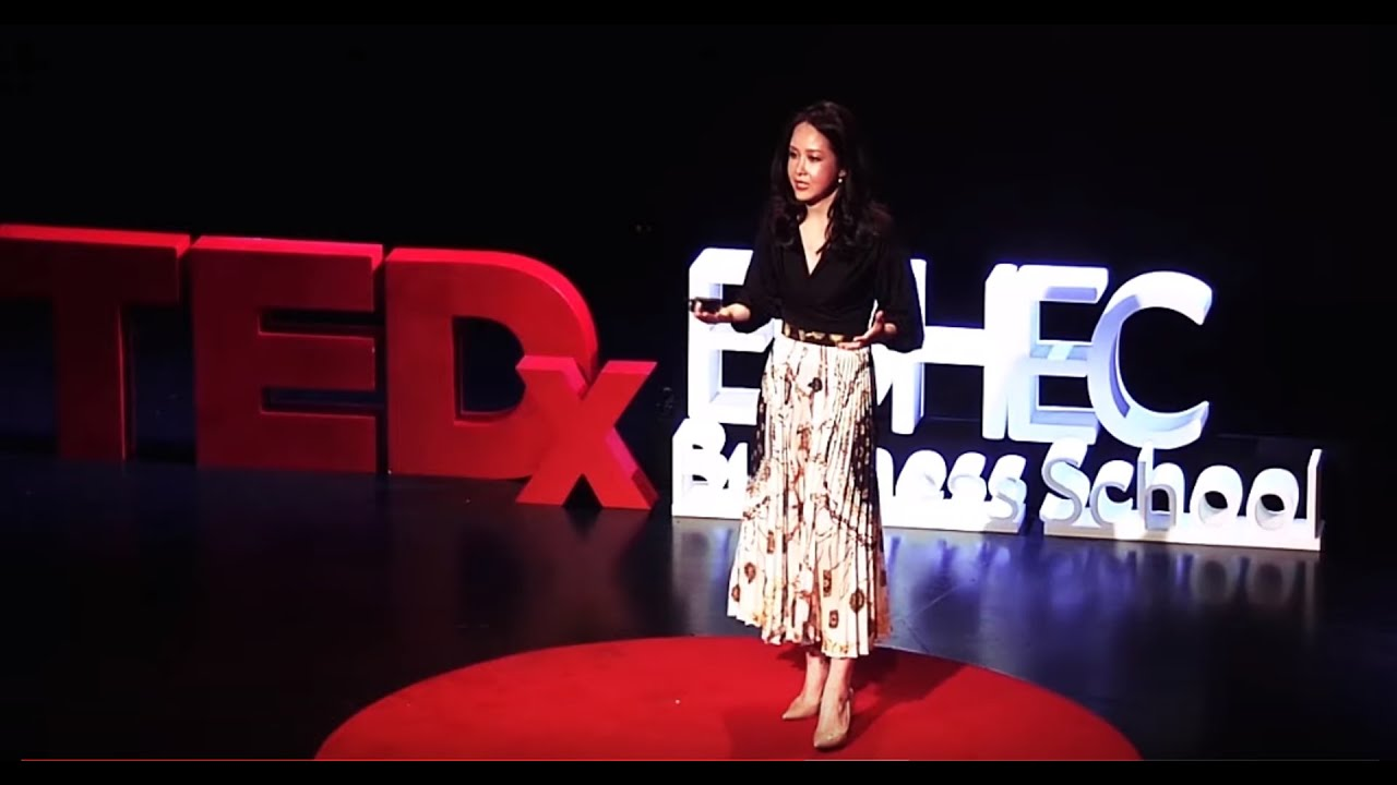 Download Why the Power of Mentoring can Change the World | Shirley LIU | TEDxEDHECBusinessSchool