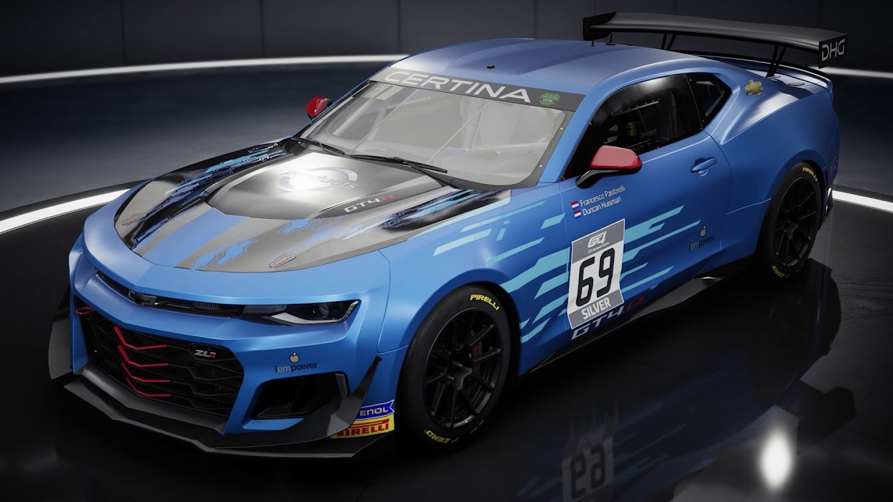 GamerMuscle: Why the ACC Camaro GT4-R Is Amazing !