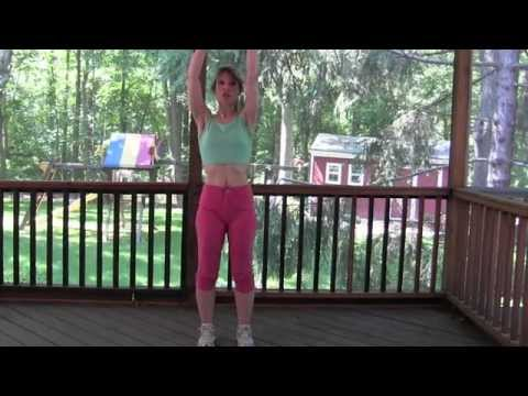 low impact cardio aerobic exercise 25 minute workout at home youtube. Black Bedroom Furniture Sets. Home Design Ideas