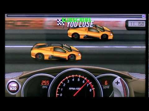 Drag Racing 11.158 TUNE level 9 1/2 SSC Ultimate Aero