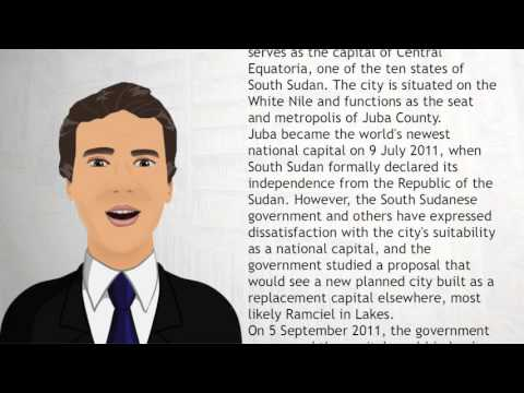 Juba - Wiki Videos
