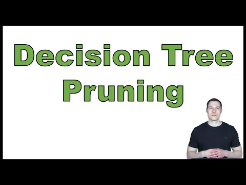 Decision Tree Pruning Explained (Pre-Pruning And Post-Pruning)