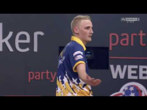 Weber Cup 2016 - Day 2 - Match 3 [Svensson vs. Kent]
