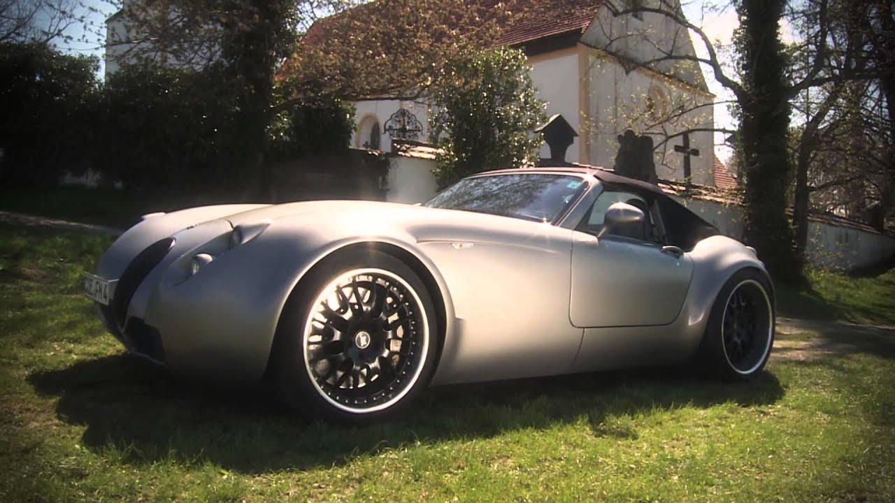 Wiesmann MF5 Roadster - Test it