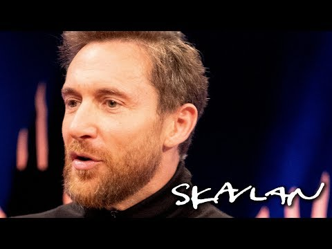David Guetta reveals secret collaboration with Sia and Céline Dion  SVTTV 2Skavlan