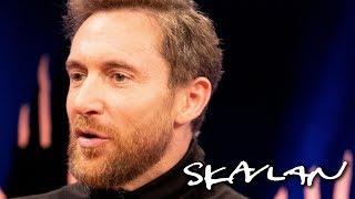 Baixar David Guetta reveals secret collaboration with Sia and Céline Dion   SVT/TV 2/Skavlan