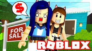 BUYING OUR FIRST HOME! WE'RE HOUSE POOR!!! (Roblox Roleplay) thumbnail