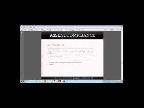 REACH SVHC List Updated [Webinar] Implications For Your Products, Company and Compliance Pr
