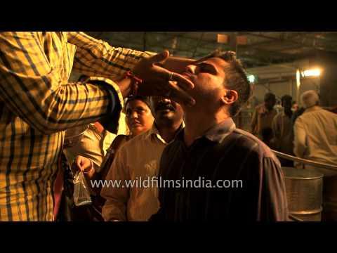 "Hyderabad's ""Fish Prasadam"" For Treatment Of Asthma"