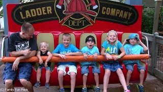 Video Baby Michael's First BIG BOY RIDE at Silver Dollar City download MP3, 3GP, MP4, WEBM, AVI, FLV September 2017