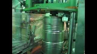 металлическая бочка - видео с завода(Компания Грайф первой в России и СНГ начала производство металлических бочек объемом 216,5 л в 1993 году в пос...., 2013-01-16T11:27:38.000Z)