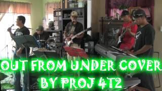 Ali Campbell Out From Under Proj 4t2