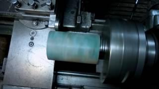 Как убрать биение детали на токаном станке