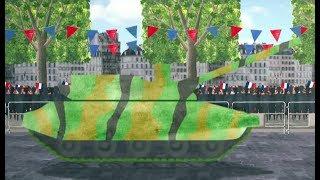 Wieso marschieren jedes Jahr 6.000 Soldaten durch Paris? | Karambolage | ARTE