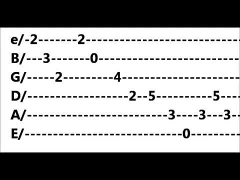 Avenged Sevenfold So Far Away Arpeggio Tabs By Et Sipu Chords Chordify