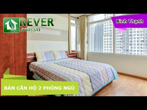 Bán căn Hộ Sài Gòn Pearl Bình Thạnh, 2 phòng ngủ giá tốt nhất | Rever