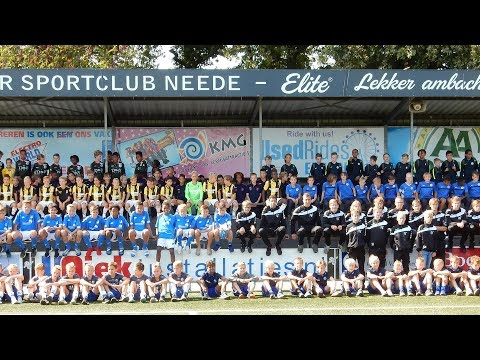 Internationaal JO13-toernooi Sportclub Neede