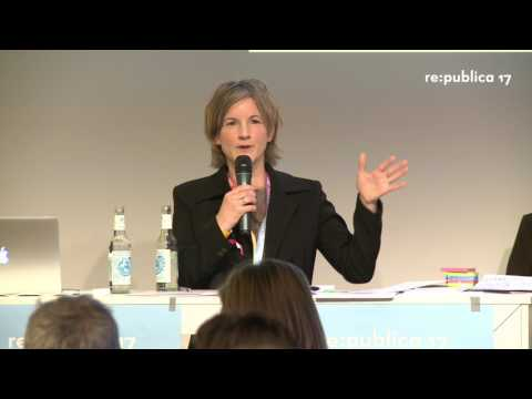 re:publica 2017 – #DigitalCharta – Die Diskussion (Workshop II) on YouTube