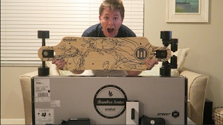 Evolve GT Bamboo Unboxing & Overview