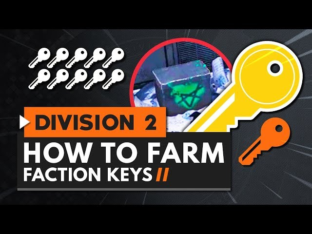 The Division 2 Guide – How To Unlock Dark Zones, Find True
