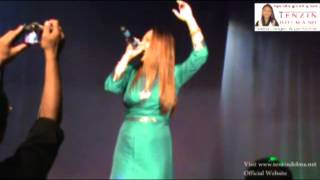 2012 Tenzin Dolma Toronto Tour with Prashant Tamang & Amit Paul: Nepali song- Maitighar Remix