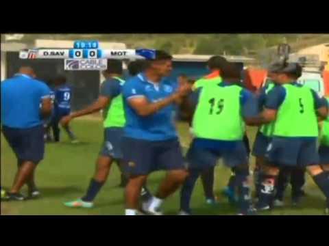 Deportes Savio vs Motagua - Golazo De Wilmer Crisanto