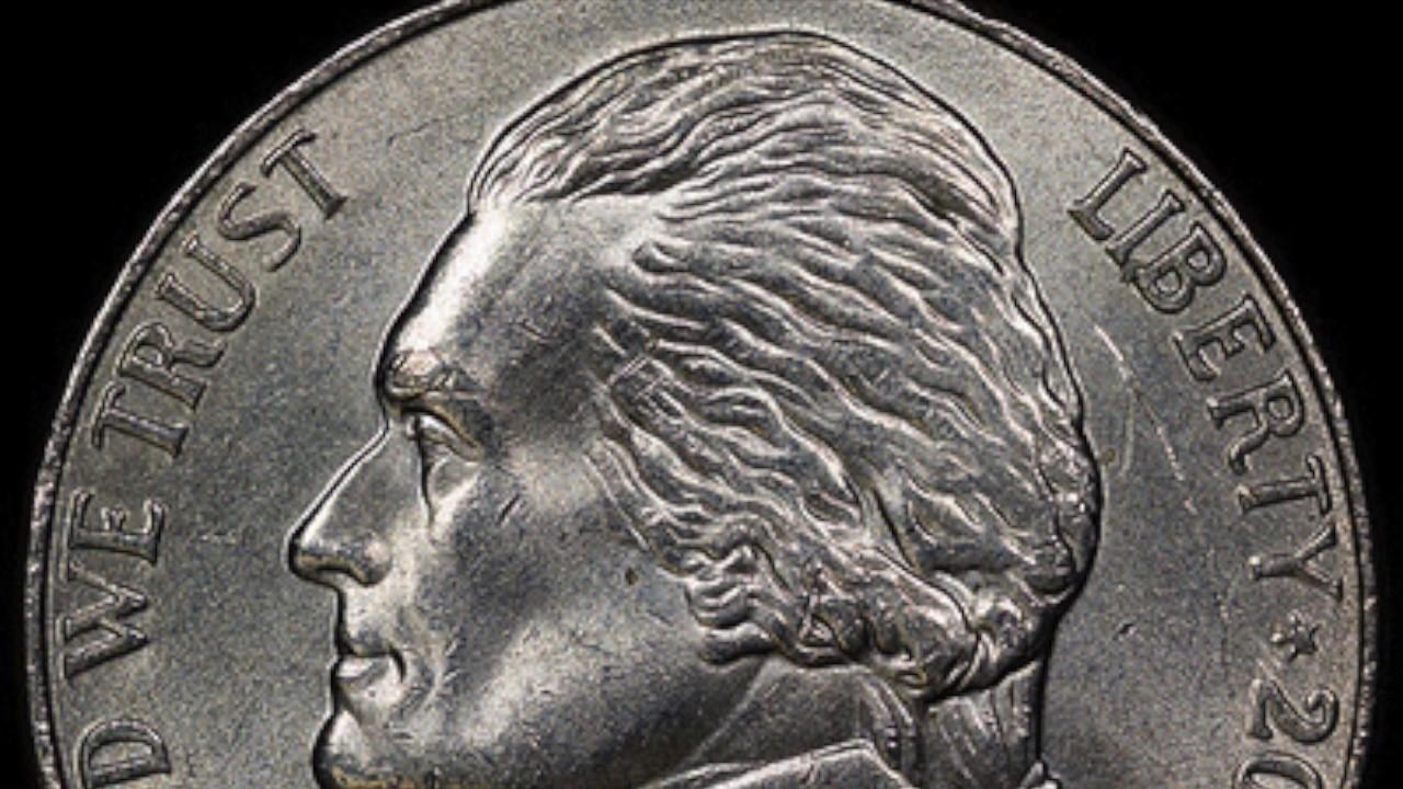 2004 P Jefferson Doubled Die Obverse Worth $$$ HUNDREDS $$$