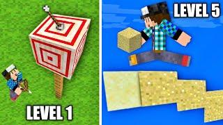 Minecraft αλλά απίστευτα TRICKS......Famous Games