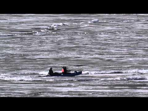 Hi Drama on Yellowstone Lake Tuesday May 27, 2014