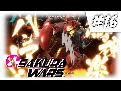 sakura-wars-(lets-play)-#16-/-ein-vierblättriges-kleeblatt-/-gameplay-ps4-pro-(german-deutsch)