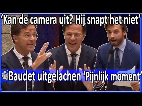 Mark Rutte over Baudet 'Hij snapt het niet' Algemene Politieke Beschouwingen 21-9-2018
