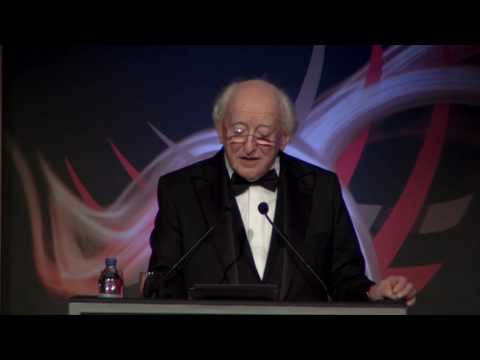 Speech by President Michael D. Higgins on accepting the Inau