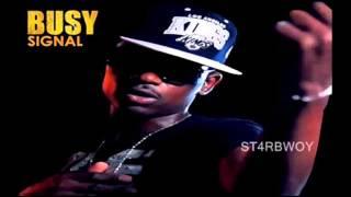 Busy Signal - Feel Like - Sniper Riddim - Ishabingi Prod - July 2013