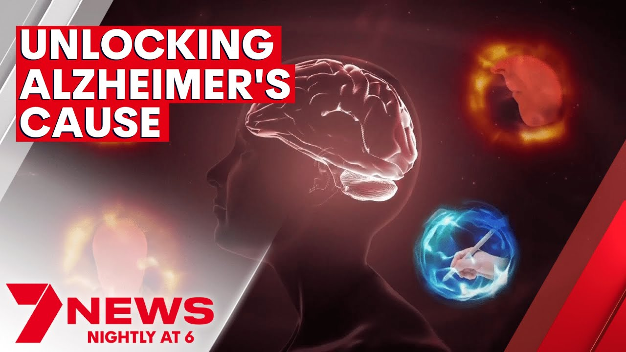 Possible cause of Alzheimer's found, thanks to Australian researchers |  7NEWS – 7NEWS Australia