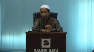 Ustaz Salman Maskuri - Tazkirah Ramadhan 2014 Part 4