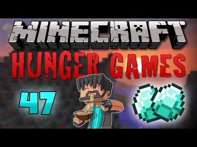 Minecraft : Hunger Games w/ Thinknoodles - Game 47 - Early Luck! Travel Video