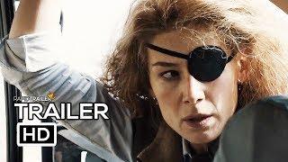 A PRIVATE WAR Official Trailer (2018) Rosamund Pike, Jamie Dornan Movie HD