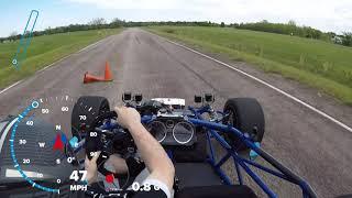 DF Goblin Autocross Reaction Motorsports Event